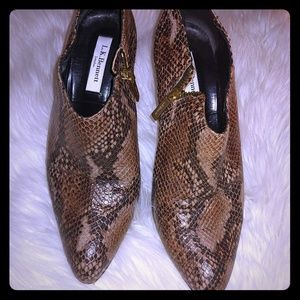 L.K.Bennet ankle boots
